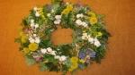 Herbstdeko Bastelideen ❁ Türkranz ❁ Deko Ideen mit Flora Shop