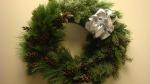 Dekoideen Weihnachten - Türkränze selber machen Tutorial DIY