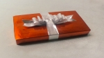 Geschenke verpacken Schleife basteln Anleitung