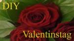 Valentinstag Blumenstrauß selber machen / Geschenktipps
