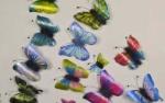 Schmetterlinge aus Plastikflaschen basteln ❁ Deko Ideen mit Flora Shop