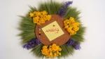 Geschenkideen ❁ Pinnwand selber machen ❁ Deko Ideen mit Flora-Shop
