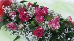 Floristik Anleitung Blumengirlande binden Deko Ideen mit Flora-Shop