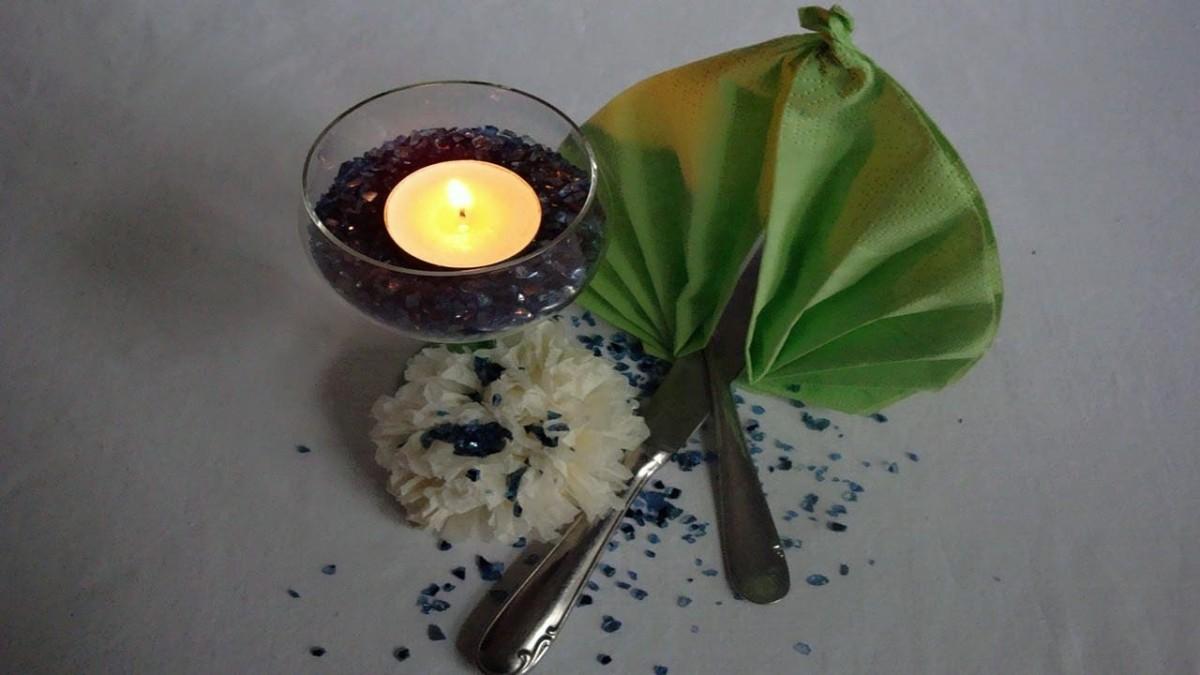 Servietten Falten Einfach Tischdeko Selber Machen Flora Shop Eu
