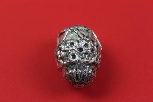Ostereier in Metal Tape Art Anleitung