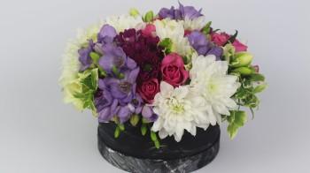 Flowerbox, Blumenbox, Flower School, Floristik Muttertag