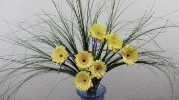 Blumen Deko mit Gerbera ❁ Deko Ideen mit Flora-Shop
