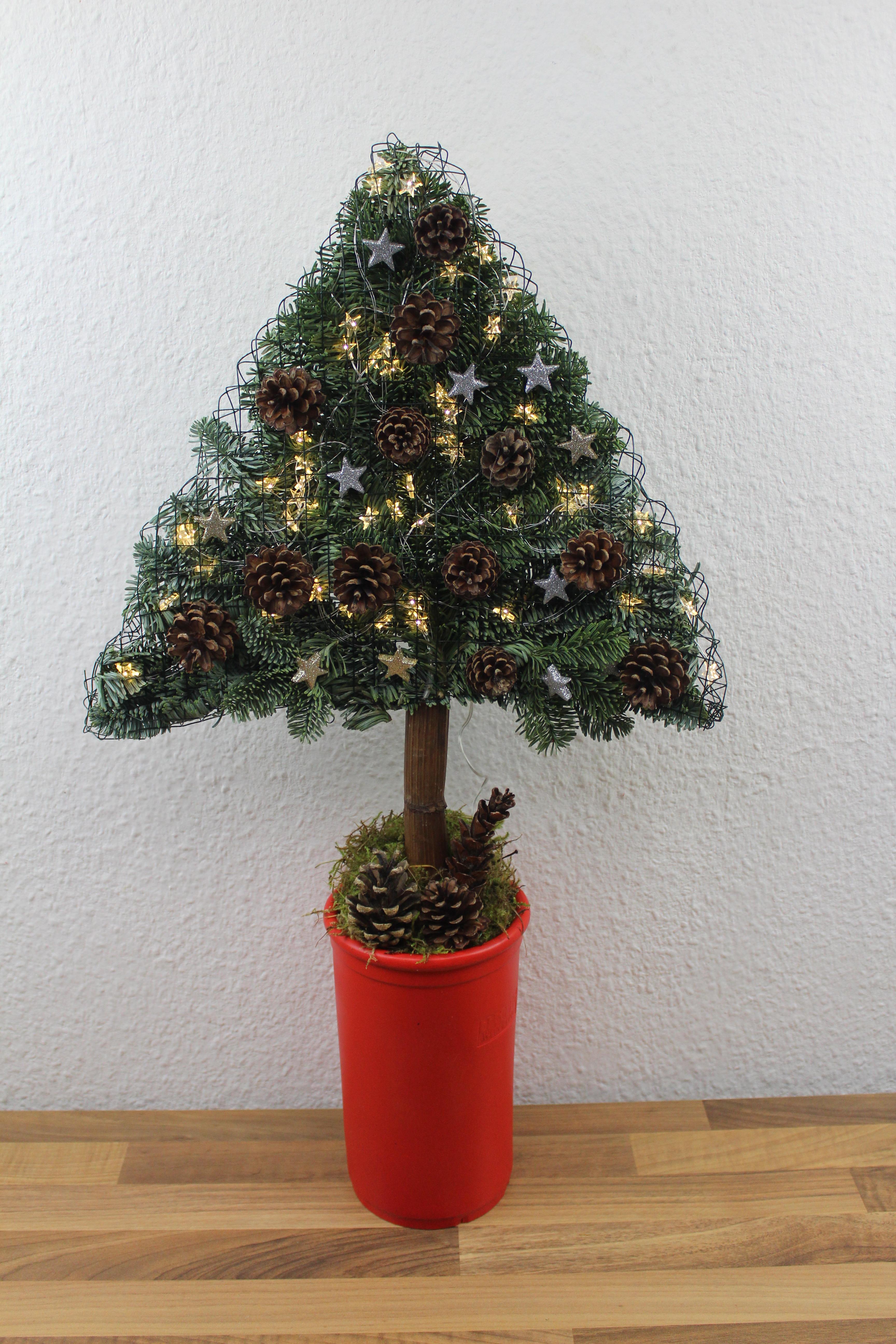 Tannenbaum Basteln Oder Kaufen Flora Shopeu