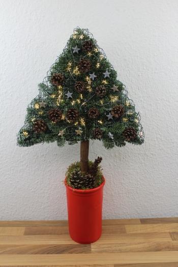 Tannenbaum basteln oder kaufen