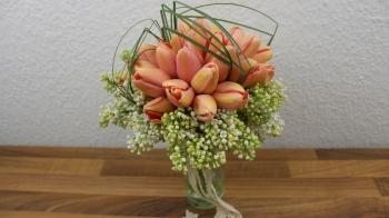 Hochzeitsfloristik ❁ Brautstrauß selber binden❁ Deko Ideen mit Flora-Shop