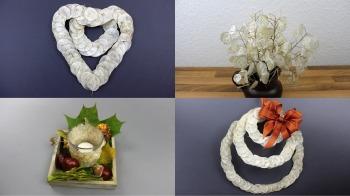 Herbst Deko vier DIY Ideen für eine tolle Raumdekoration mit Naturmaterialien